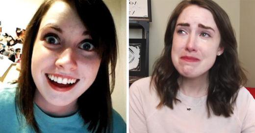 """-Laina Morris, conocida por el meme de """"novia psicópata"""" confiesa que sufrió depresión y se retira de YouTube"""