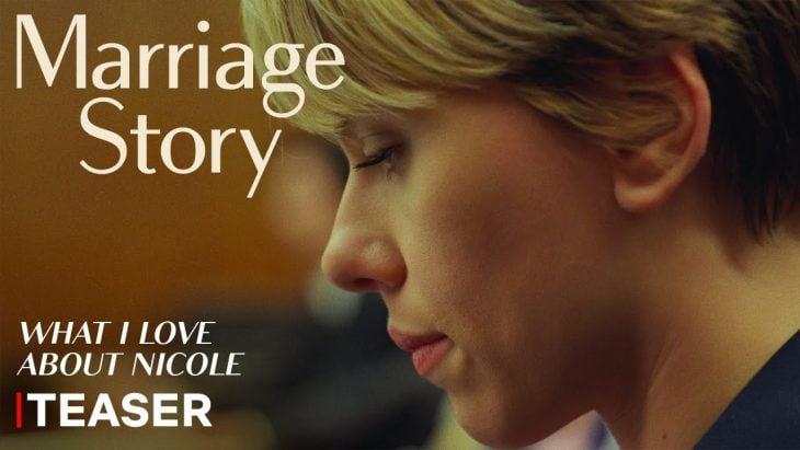 Scarlett Johansson en Marriage Story