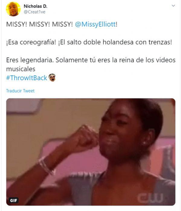 Comentarios sobre el nuevo sencillo de Missy Elliott