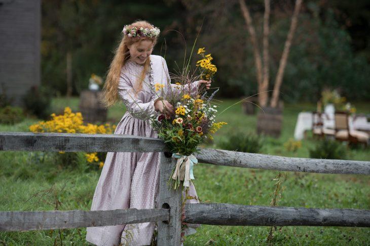 Tráiler de película Mujercitas del 2019; Eliza Scanlen como Beth March