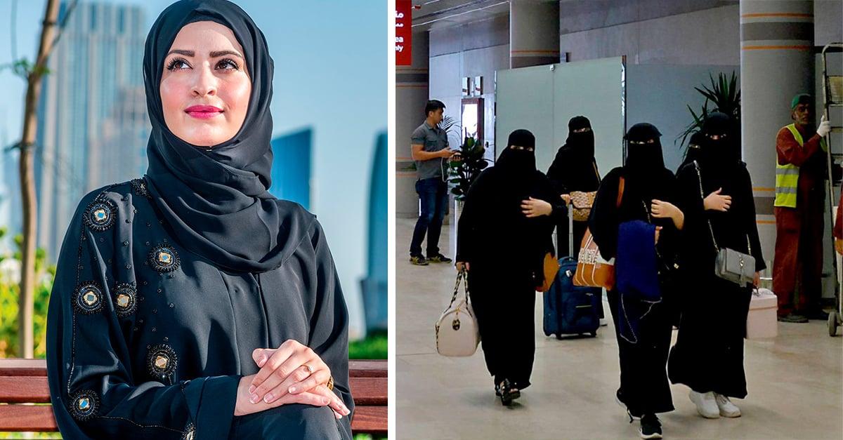 Mujeres de Arabia Saudita podrán viajar solas