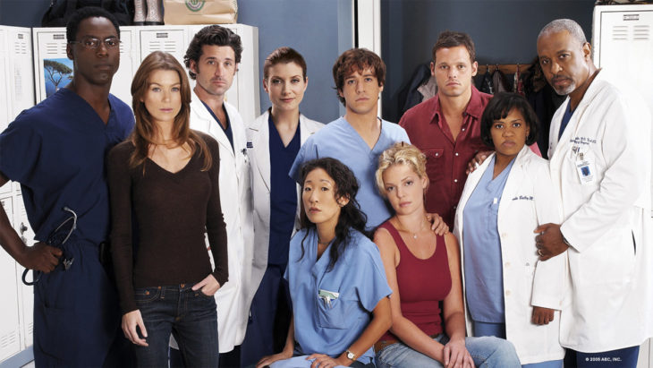 elenco de Grey's Anatomy