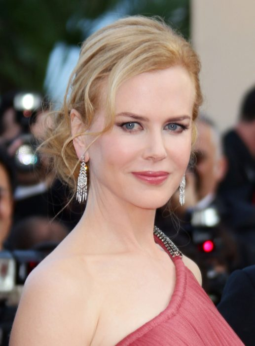 Nicole Kidman con vestido