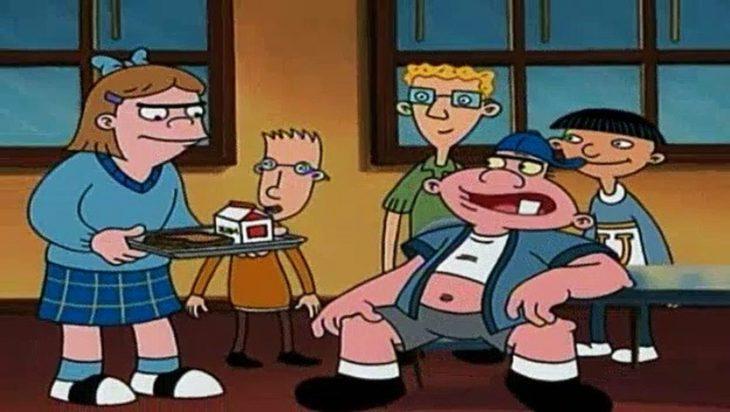 Momentos tristes de Oye, Arnold; la gran Paty y Harold