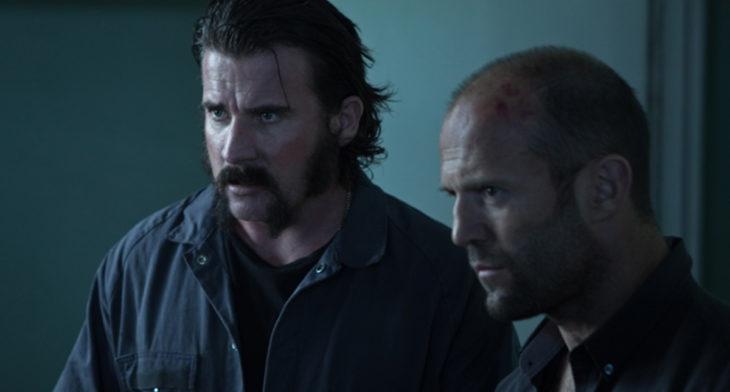 Jason Statham en la película Asesinos de élite