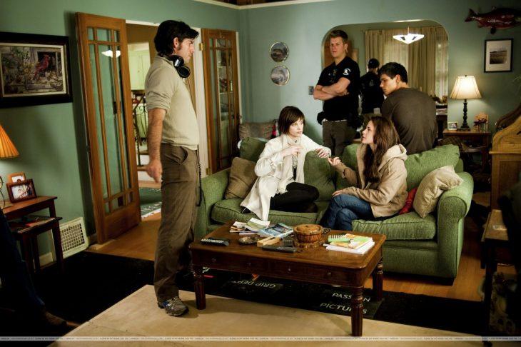 Escena de 'Crepúsculo' dentro de la casa que ahora tiene en renta Airbnb