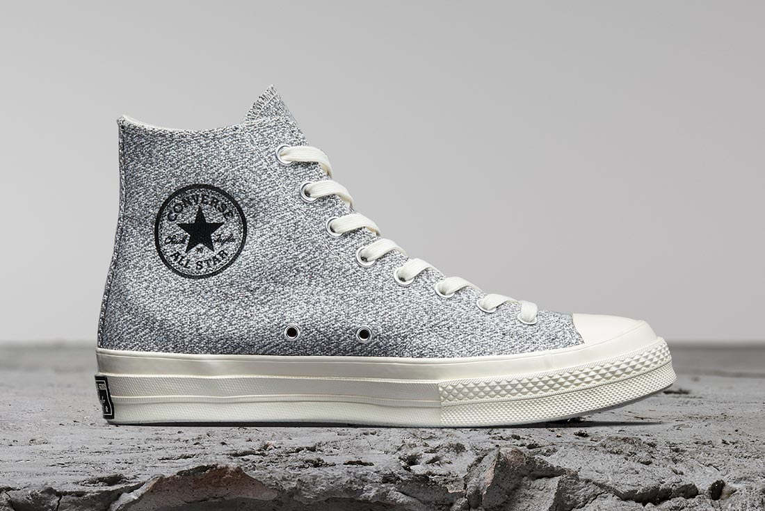 converse de materiales reciclables