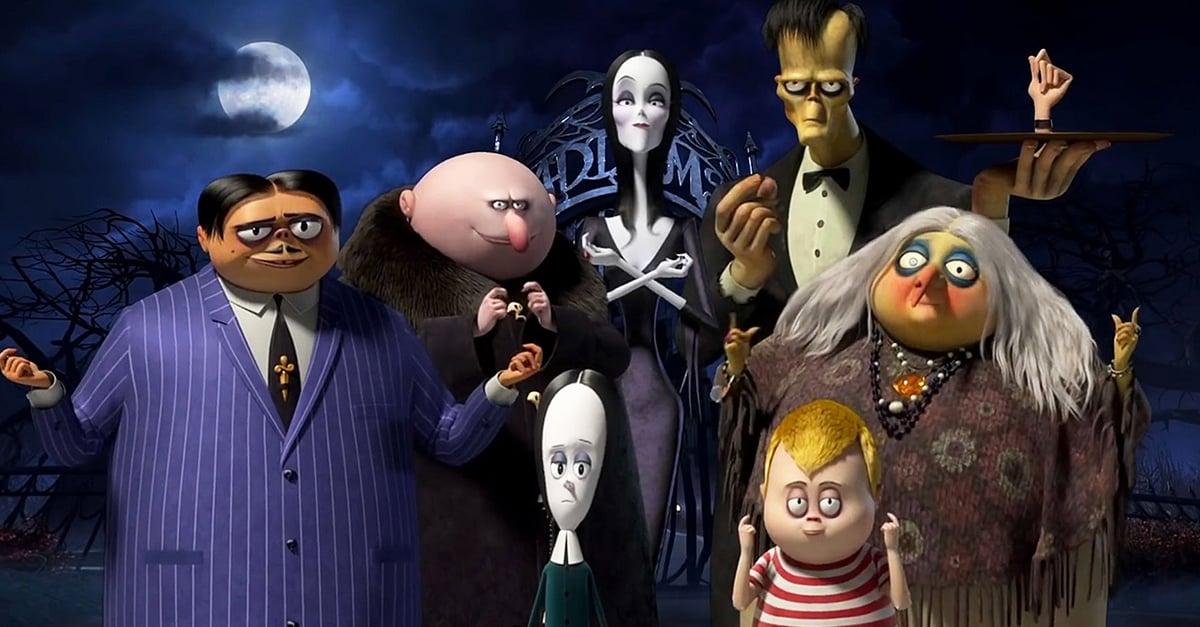 Vuelve 'The Addams Family', ahora en película animada