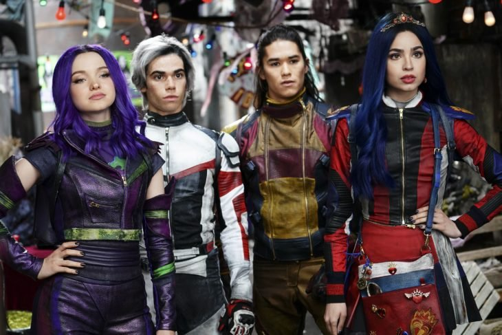 The Descendants 3 de Disney Channel con Cameron Boyce, Dove Cameron, Sofia Carson y Booboo Stewart