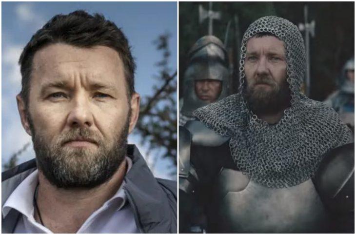 Joel Edgerton como Falstaf en The King
