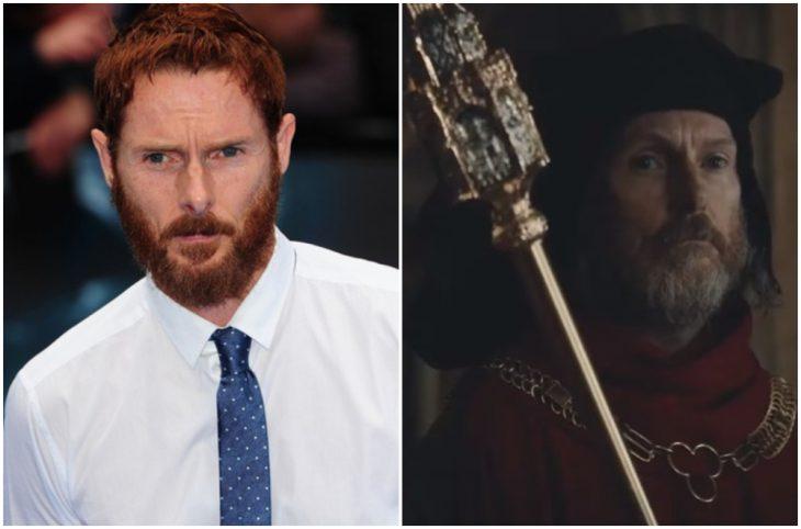 Sean Harris como William en The King
