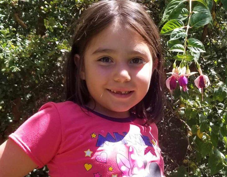Trinidad Medina de 6 años