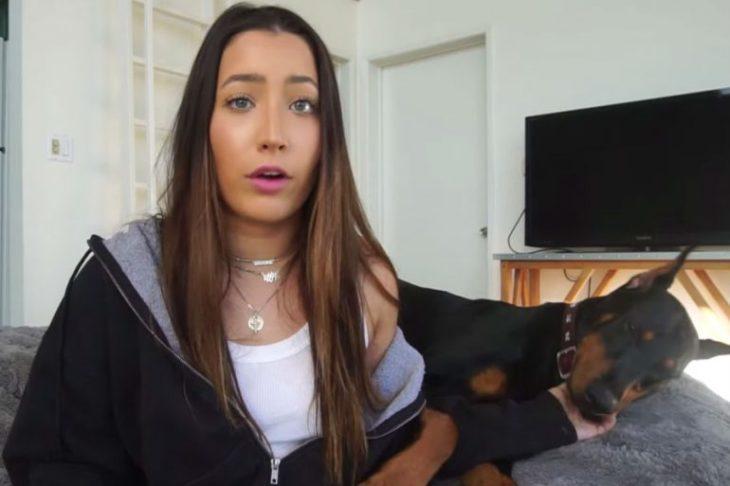 Youtuber que usa a su perro para hacer videos de youtube