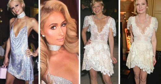 10 Famosas que no se avergüenzan de haber usado un vestido dos veces