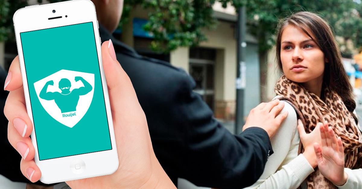 Lanzan en Túnez aplicación de acompañantes masculinos para que mujeres dejen de preocuparse por el acoso sexual o la agresión, era parte de una campaña publicitaria