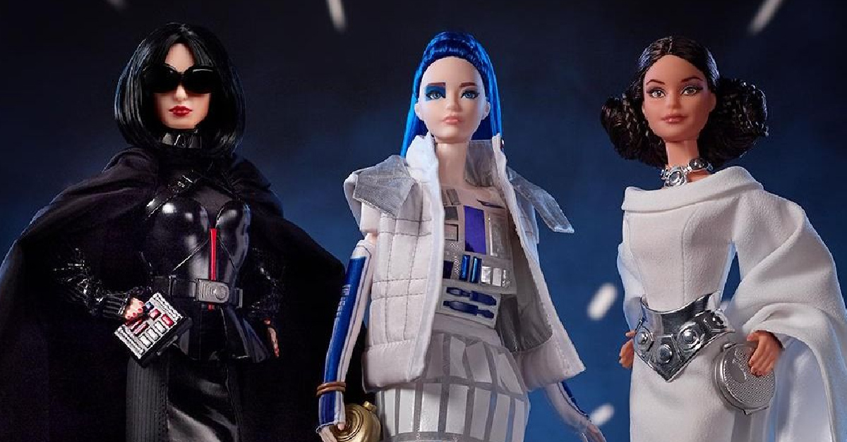 Barbie lanza nueva colección de Star Wars