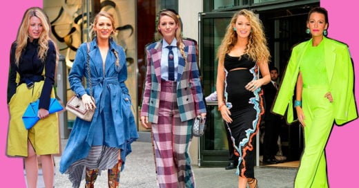 Blake Lively realizará su propia serie de moda