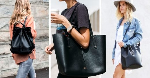 13 Bolsos que te harán olvidar tu aburrida mochila en la universidad