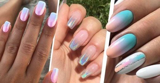 15 Diseños de uñas gradient que serán tu nueva opción de manicura