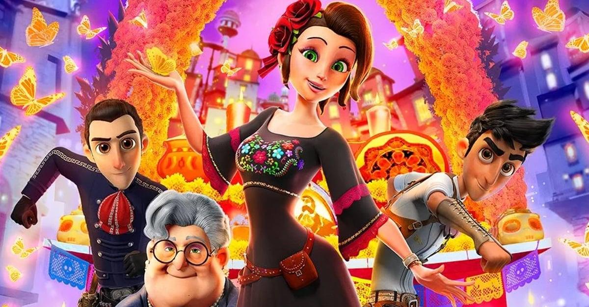 Lanzan tráiler de 'Día de Muertos' la película animada que pospuso su estreno por 'Coco'
