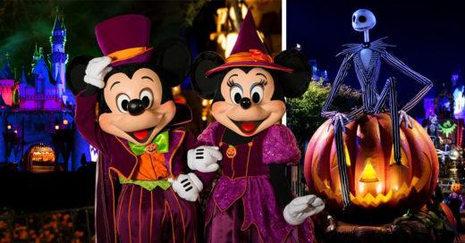 Disney tendrá una fiesta de Halloween solo para adultos