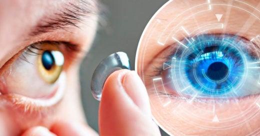 Crean lentes de contacto que hacen zoom con un doble parpadeo
