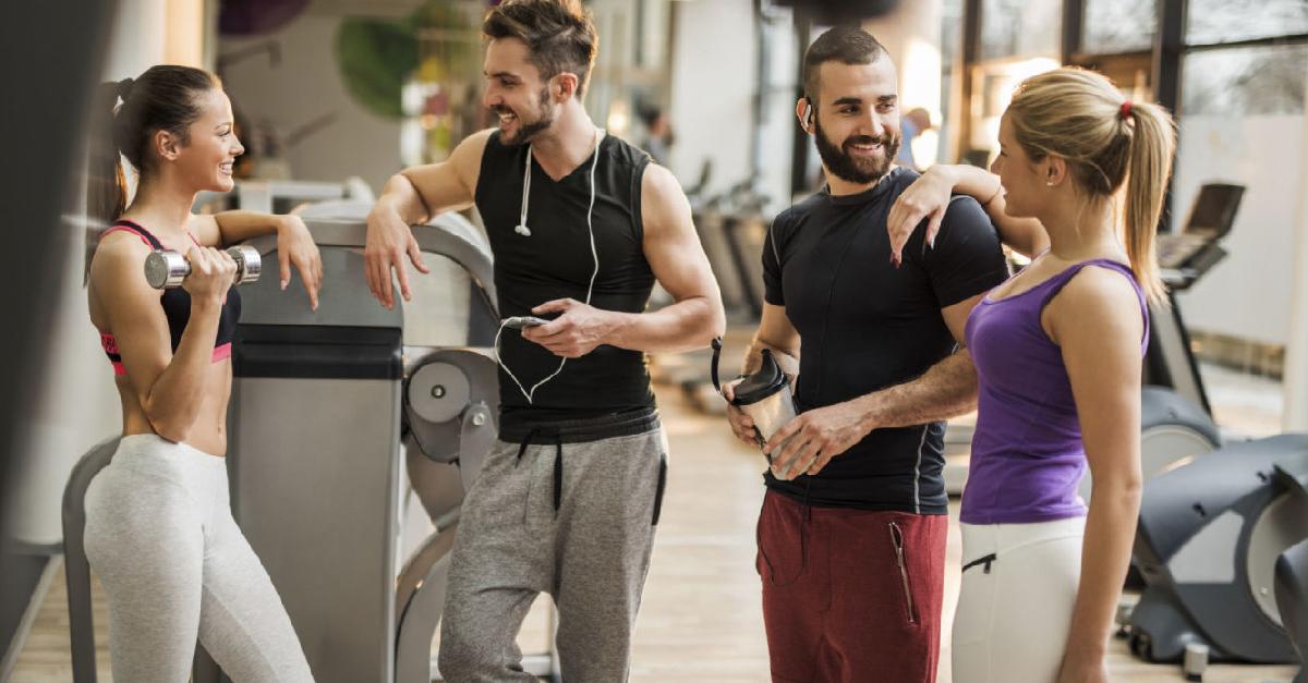 Hombres que asisten al gimnasio son los más infieles
