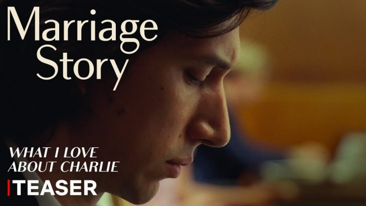 Adam Driver en Marriage story