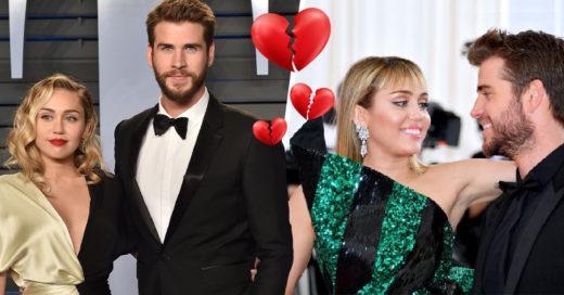 Miley Cyrus y Liam Hemsworth se separan luego de ocho meses de matrimonio