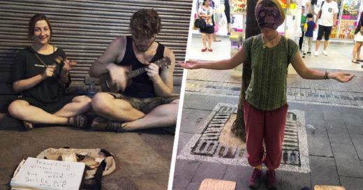 Bali pone freno a los 'mochilimosneros' que abusan de la buena voluntad de la gente para viajar