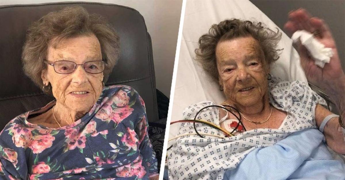 Ladrones le roban a ancianita de 93 años: ella murió por corazón roto