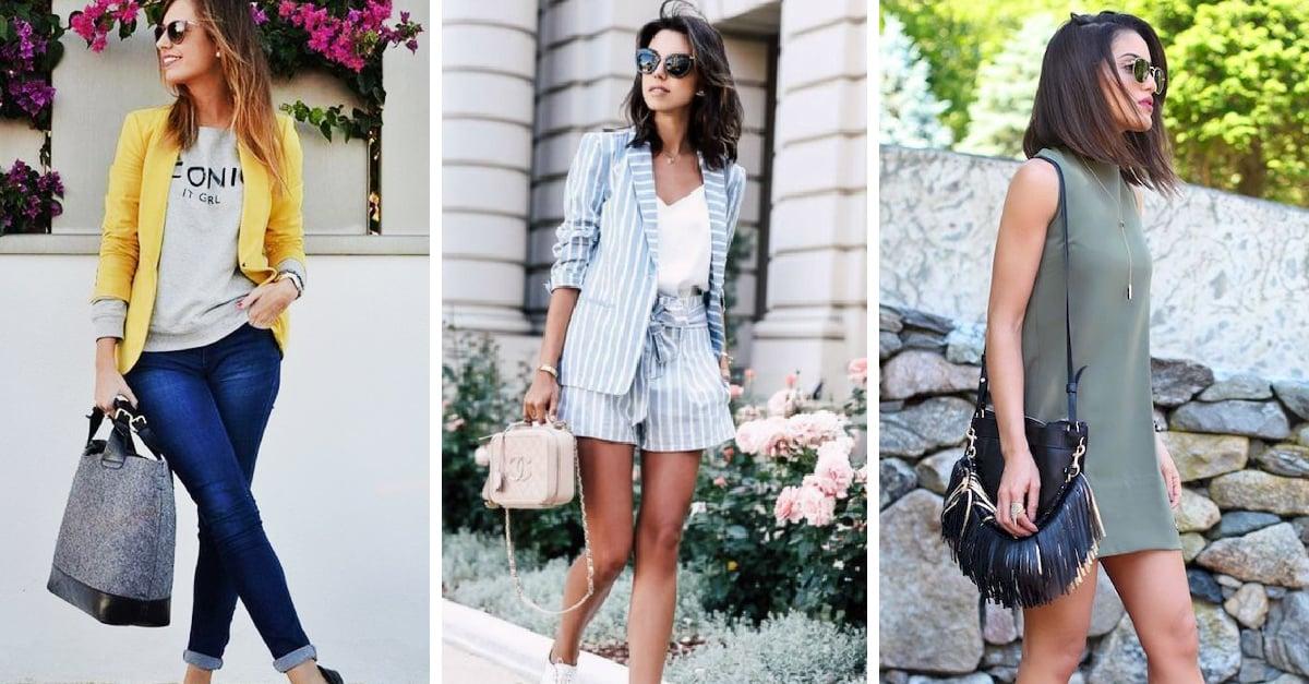 15 Outfits que te harán ser la más envidiada de la universidad