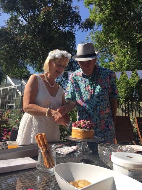 Bill y Anne Duncan
