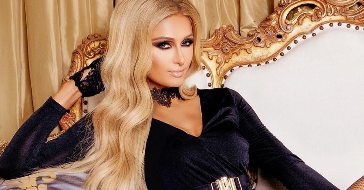 Paris Hilton publica emotivo mensaje de amor en Twitter