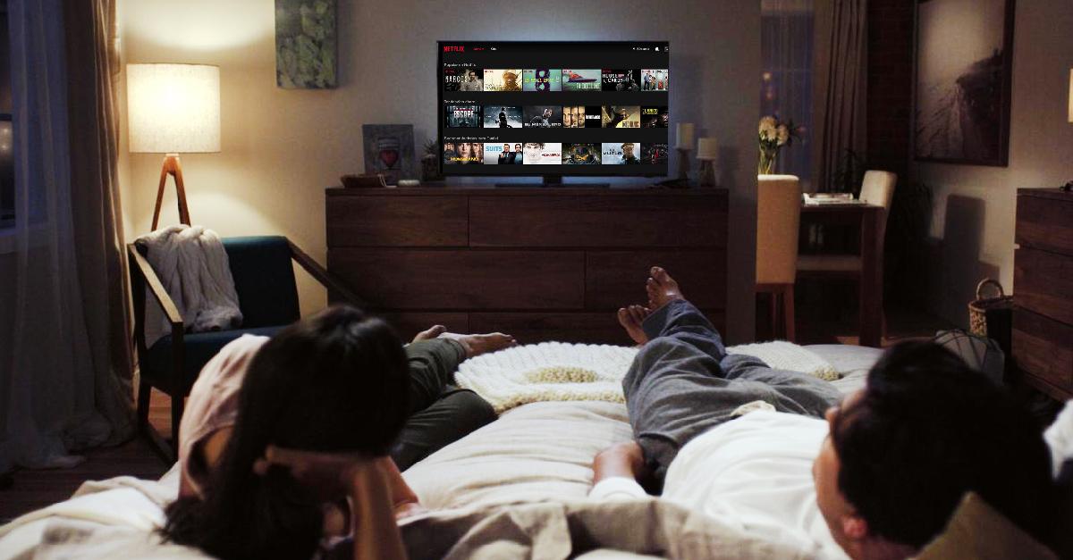 Millenials cambian el sexo por Netflix, afirma encuesta