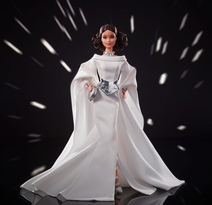 Barbie Princesa Leia