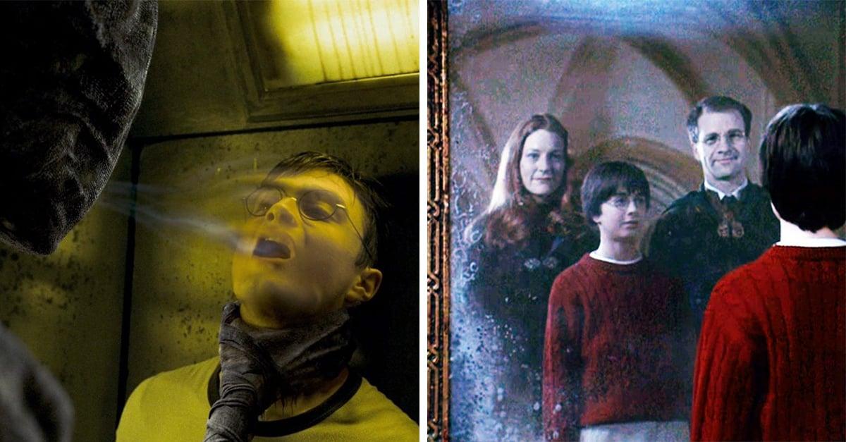13 Veces en las que 'Harry Potter' habló de la salud mental y no lo notamos