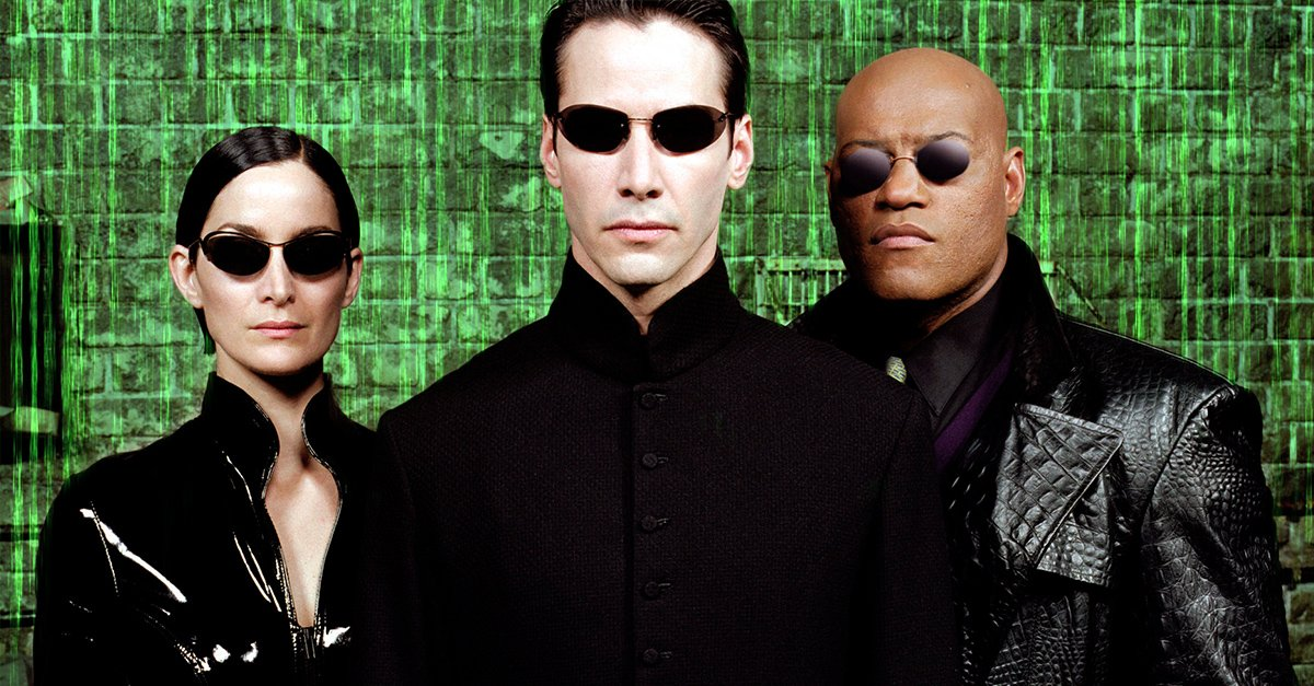 'Matrix' celebrará su 20 aniversario reapareciendo en cines por una semana