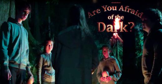 Nickelodeon revela teaser de '¿Le temes a la oscuridad?'