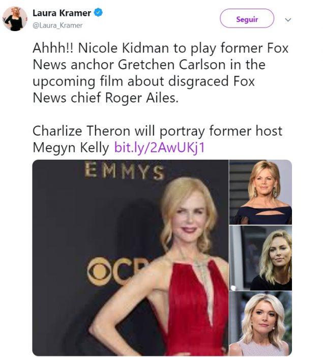 Comentarios sobre Charlize Theron