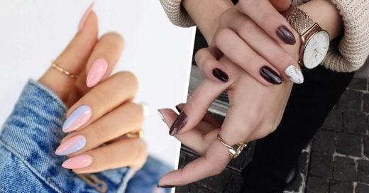 16 Sencillos diseños de uñas para renovar tu look universitario