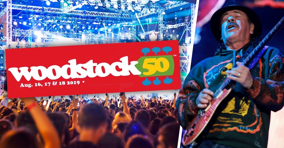 Cancelan el festival Woodstock 50, aluden diversos contratiempos