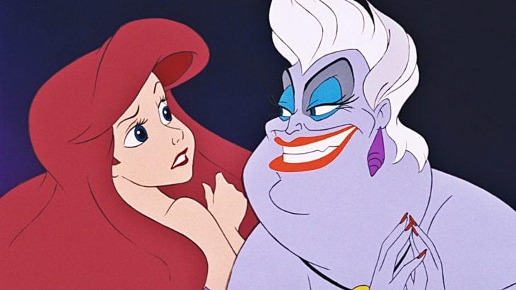 Úrsula y Ariel