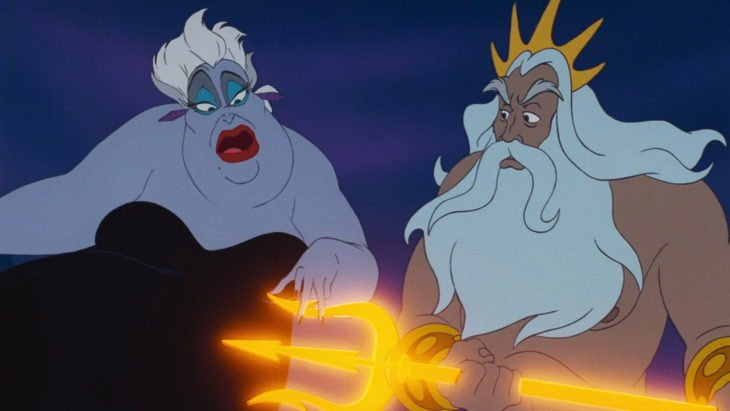 Úrsula y el rey Tritón