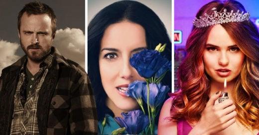 15 Estrenos de Netflix en octubre por si no quieres ir a la fiesta de disfraces