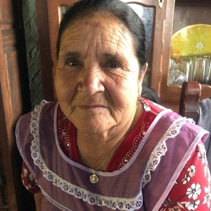Ángela, la abuelita michoacana que comparte sus recetas en las redes