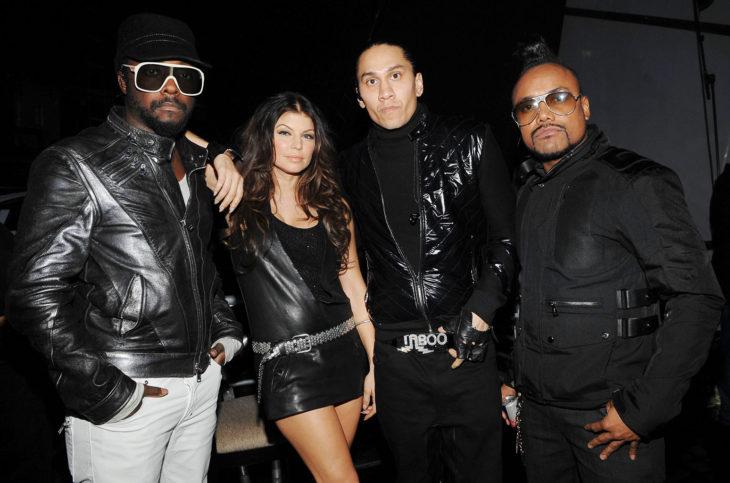 Acontecimientos de la cultura pop que sucedieron en septiembre del 2009; Black eyed peas