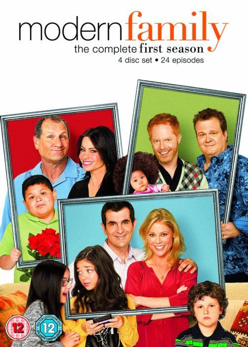 Acontecimientos de la cultura pop que sucedieron en septiembre del 2009; Póster de la primera temporada de Modern Family