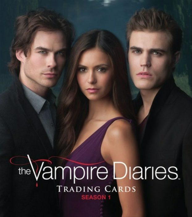 Acontecimientos de la cultura pop que sucedieron en septiembre del 2009; Póster de la primera temporada de The Vampire Diaries