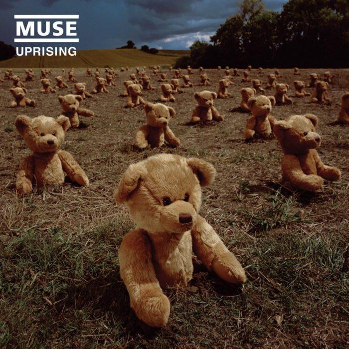 Acontecimientos de la cultura pop que sucedieron en septiembre del 2009; Muse, Uprising